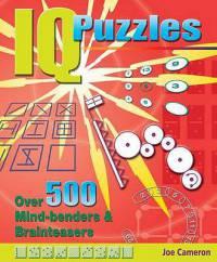 کتاب کامل تست های هوش و خلاقیت Test IQ اثر Joe Cameron همراه با پاسخنامه تشریحی , چاپ کشور انگلستان